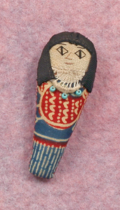 Mummy pin