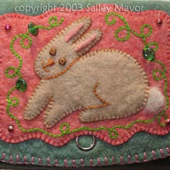 felt purse 2003