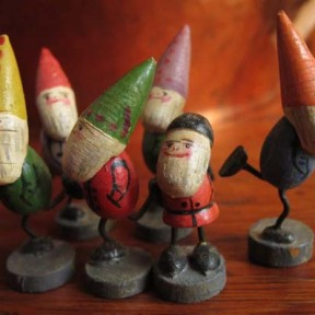 Family heirloom gnomes