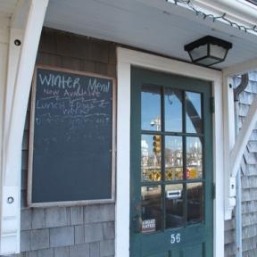 Fishmonger's Cafe ~ Woods Hole