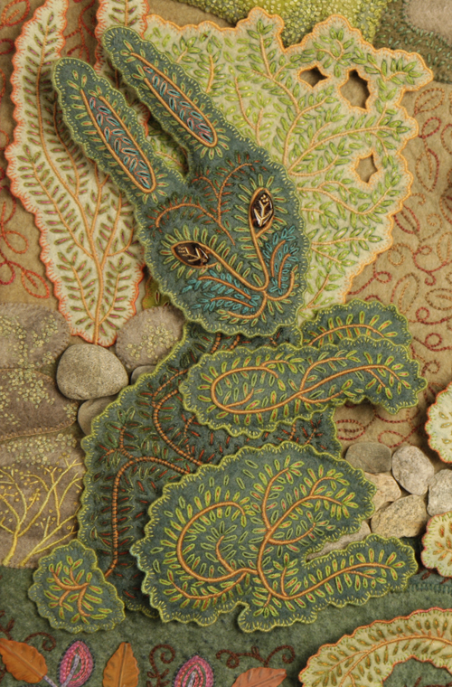 Inspiration and Bunny Quilts