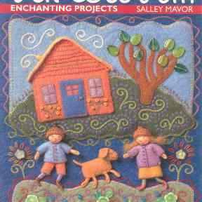 Book - Felt Wee Folk: Enchanting Projects 2003