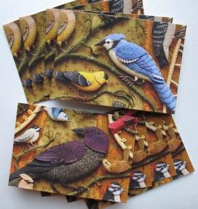 Cards - Birds of Beebe Woods