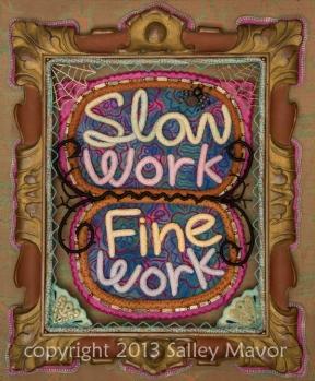 print - Slow Work... Fine Work