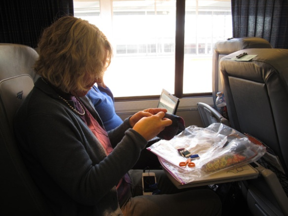 trainsewing