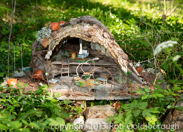 Fairy Houses Of Beebe Woods 1
