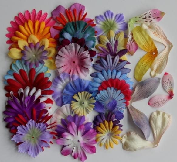 fairy flower petals