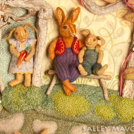 detail from Rabbitat 2011