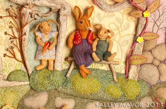 detail from Rabbitat 2011