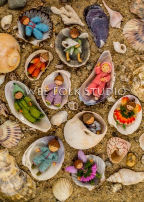 Card - Beach Babies