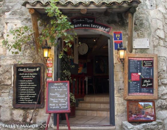 Des Baux-de-Provence, France