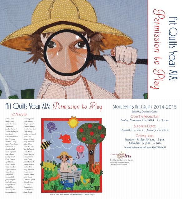Art Quilts XIX 1 Sheet
