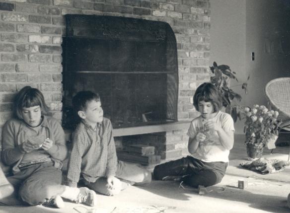 Mavor kids 1964