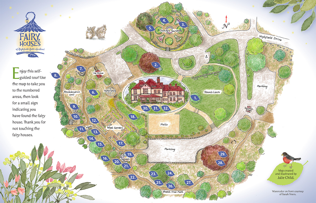 Fairy House map FNL-2a