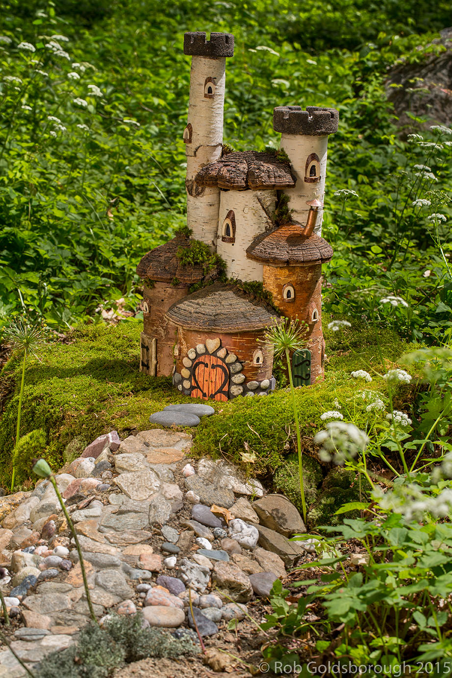 Gnome Garden: Even More Fairy Houses 2015