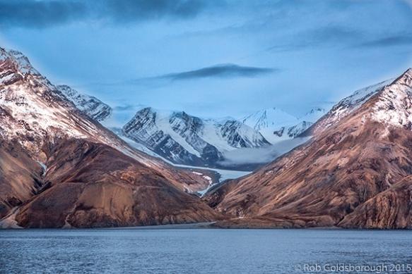 Kong Oscar Fjord, Greenland