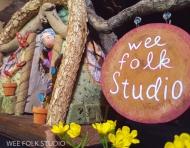 filming Wee Folk Studio logo